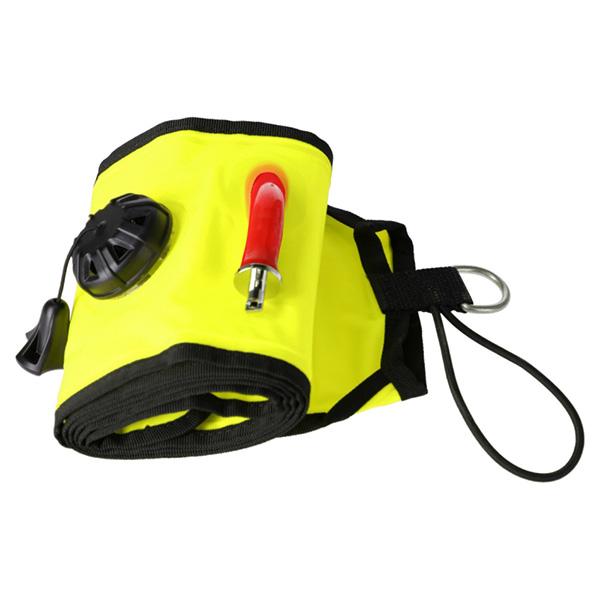 Aqua Lung Nylon Deco Stop yellow